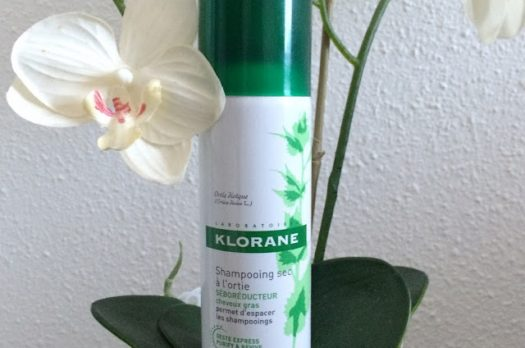 Shampooing sec Klorane : Le produit miracle des flemmardes