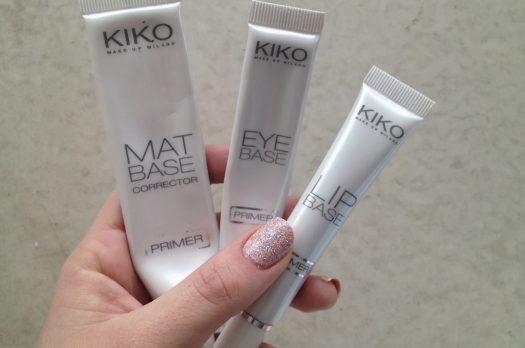 Les produits base Kiko, ça vaut quoi ?