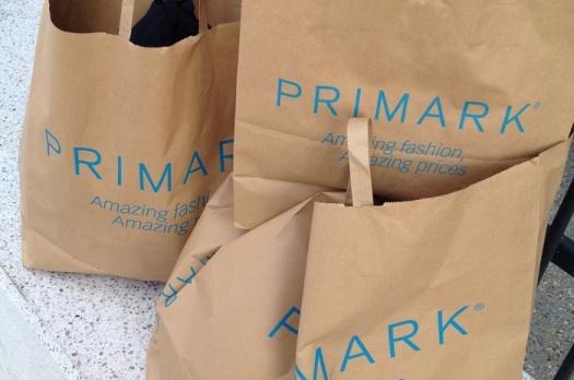 HAUL Primark & The Body Shop