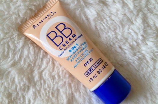Zéro efficacité avec la BB cream Rimmel London 9-en-1