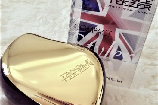 Brosse Tangle Teezer : Compacte & efficace !