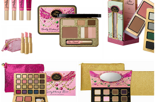 Zoom sur la collection de Noël 2014 Too Faced, bientôt disponible