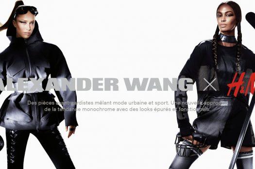 Zoom sur la collection H&M x Alexander Wang