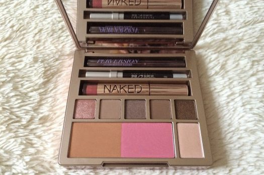 Naked On The Run : On prend de la vitesse avec la nouvelle palette Urban Decay