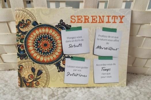 BETROUSSE : Serenity, la box pour le corps et l'esprit