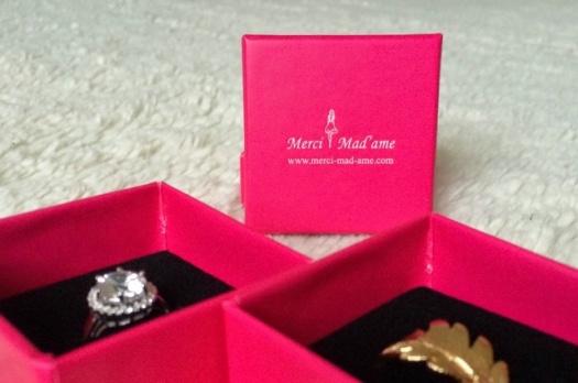 Sélection shopping : Nouveautés bijoux Merci Mad'ame