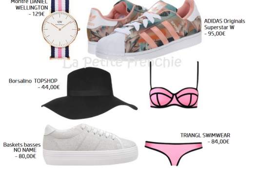 Wishlist printemps 2015