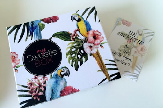 MY SWEETIE BOX Juin 2015 : Sound of Beauty