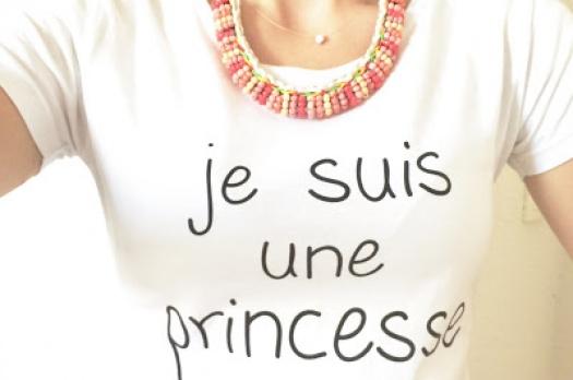 LOOK n°42 / Je suis une princesse