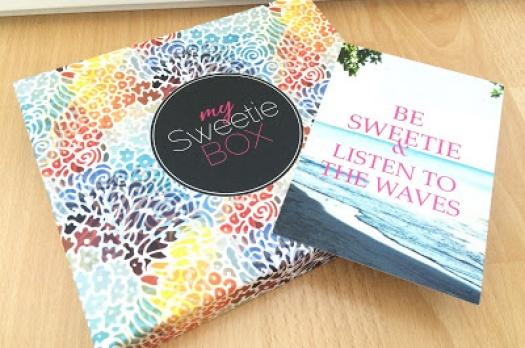 MY SWEETIE BOX Juillet 2015 : Waves After Waves