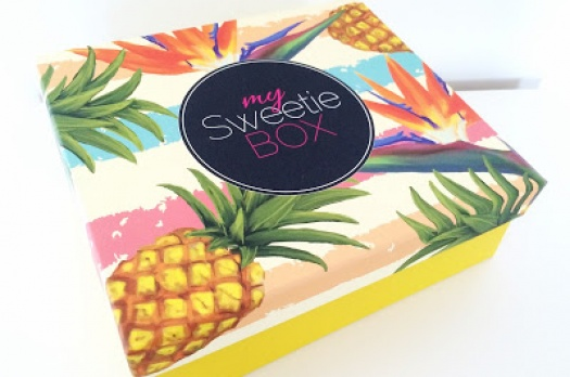 MY SWEETIE BOX Août 2015 : Pineapple Express