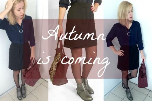 LOOK n°46 : Autumn vibes