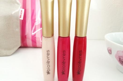 Mon avis sur les Lipgloss de la marque Bioes