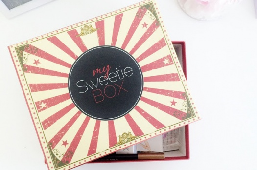 MY SWEETIE BOX Octobre 2015 : Fabulous circus