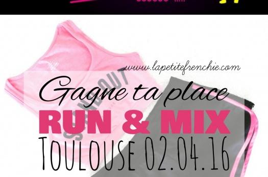 Et si vous veniez faire le Run & Mix avec moi ?
