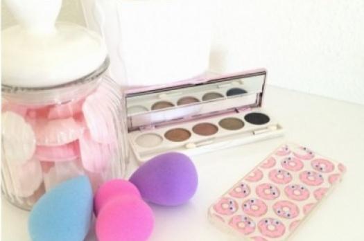 Haul Née Jolie #4 : Donuts & maquillage
