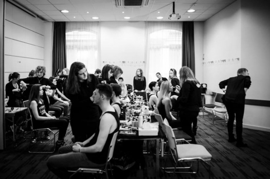 Membre jury du casting New Fashion Generation 2016 à Toulouse !