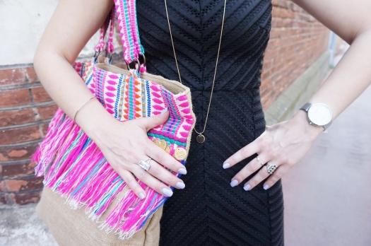LOOK n°55 : Le sac coloré qui en jette !
