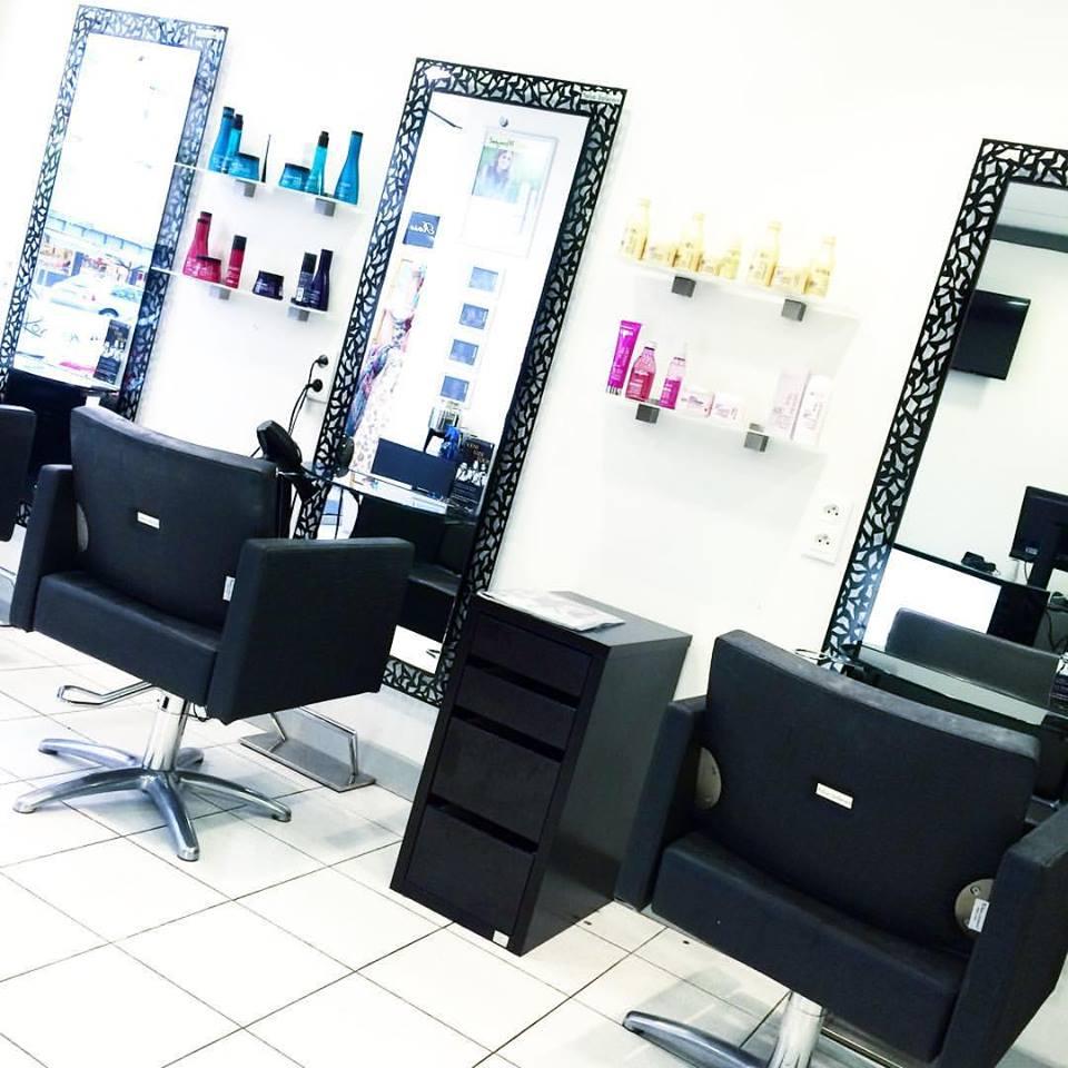 d couverte salon romain mouynet nuit de la coiffure l 39 or al. Black Bedroom Furniture Sets. Home Design Ideas