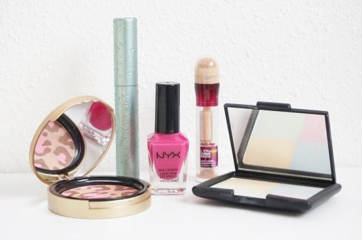 Mes 5 indispensables maquillage pour l'été