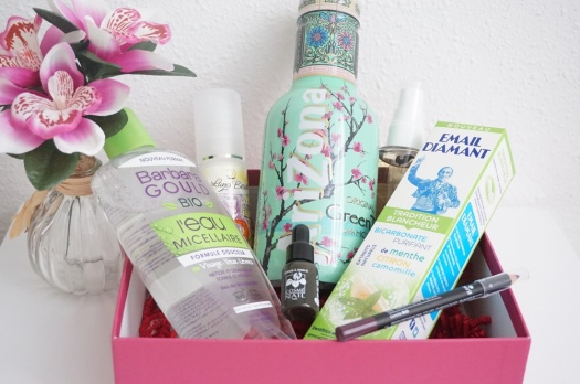 MY SWEETIE BOX Mai 2016 : Green Potion