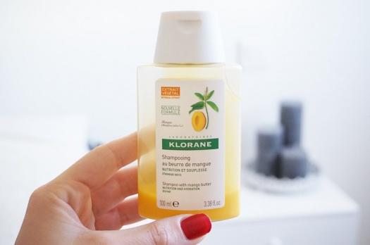 Shampooing Klorane Nutrition Mangue : Un bonheur pour les cheveux secs