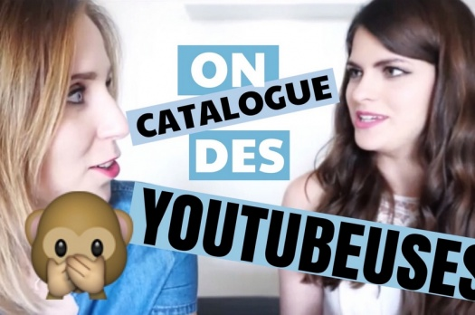 Time's up challenge : On catalogue des youtubeuses