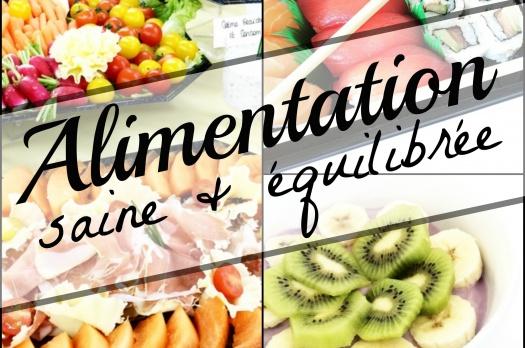 Avoir une alimentation saine et équilibrée, et alors ?