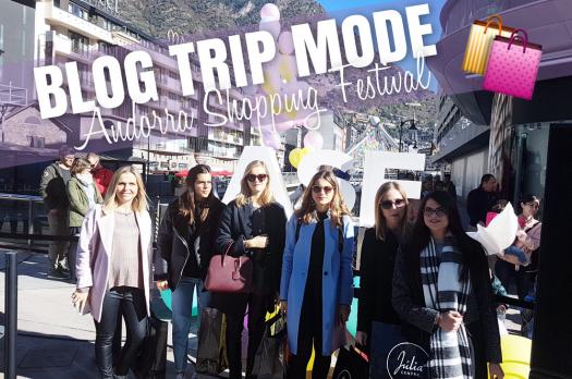BLOG TRIP MODE : À la découverte de l'Andorra Shopping Festival !