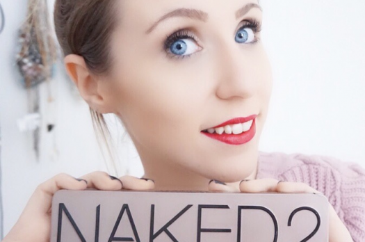 TUTORIEL MAQUILLAGE NAKED 2 : Fall Day & Night avec Urban Decay