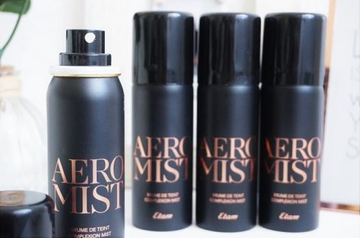 Aeromist Etam : Le nouveau fond de teint en spray