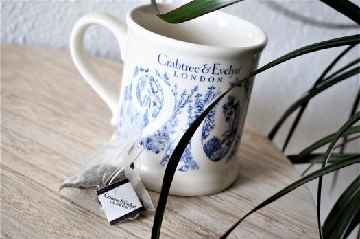 Crabtree & Evelyn : Un goû(thé) à la britannique (+ Bienfaits camomille & thé vert)