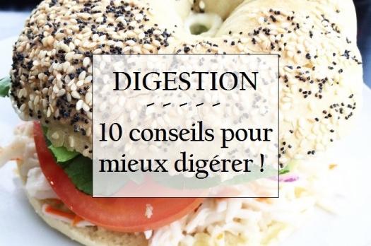 10 conseils pour améliorer sa digestion