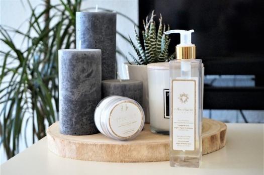 Soins visage Marokissime Cosmetic : Eau micellaire & crème hydratante