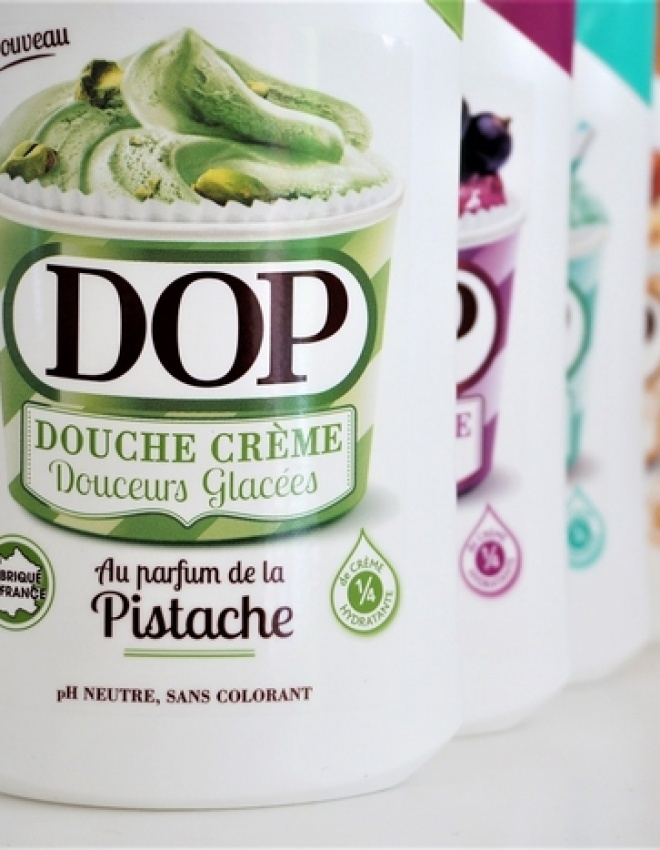 Un avant-goût d'été avec la gamme Douceurs Glacées DOP