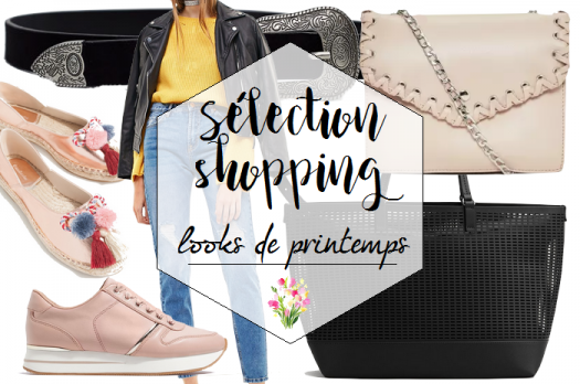 Sélection shopping : 3 looks de Printemps