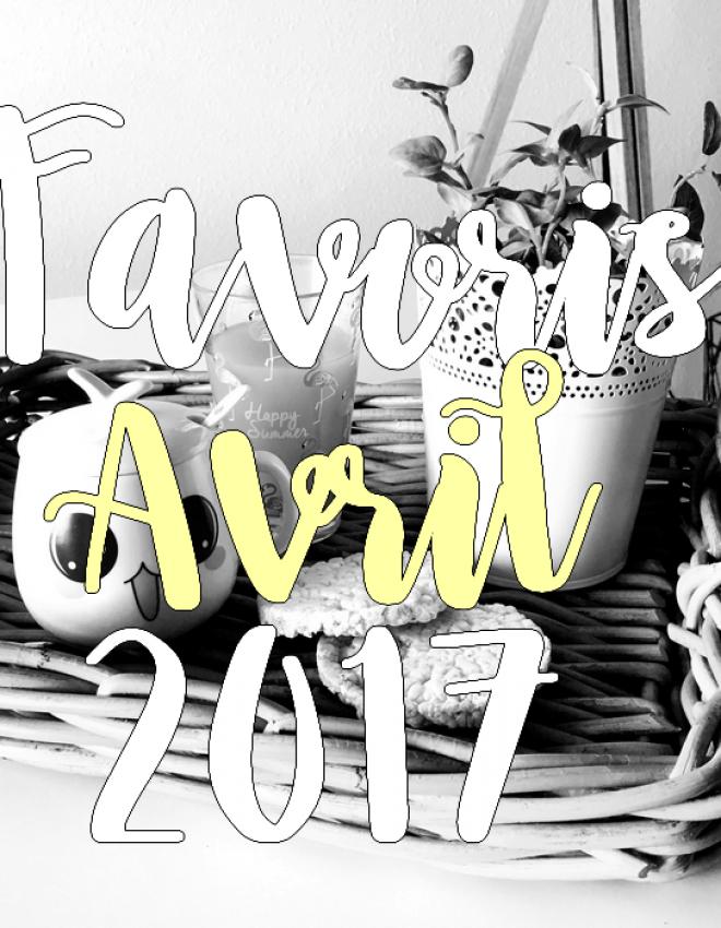 FAVORIS AVRIL 2017
