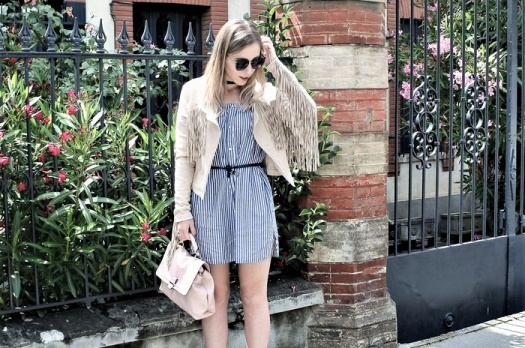 LOOK n°92 : Franges & nude