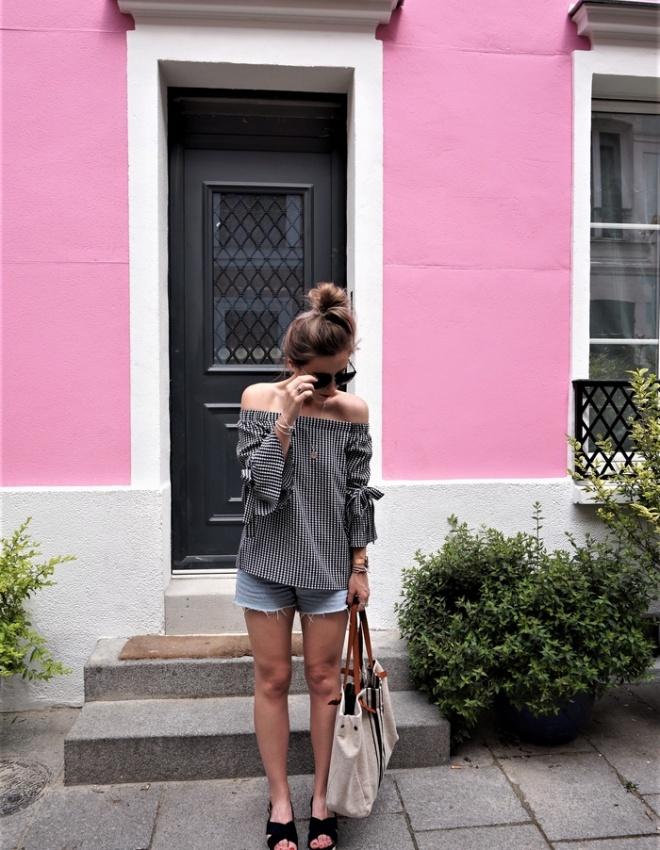 LOOK n°94 : Du Vichy dans la jolie rue Crémieux