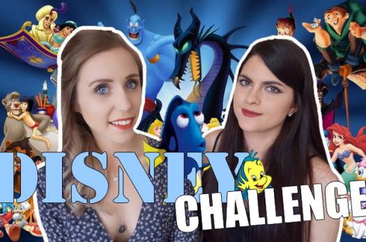 DISNEY CHALLENGE : Débutante VS Confirmée !