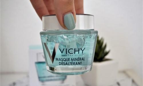 Masque minéral désaltérant VICHY : Top pour l'été !