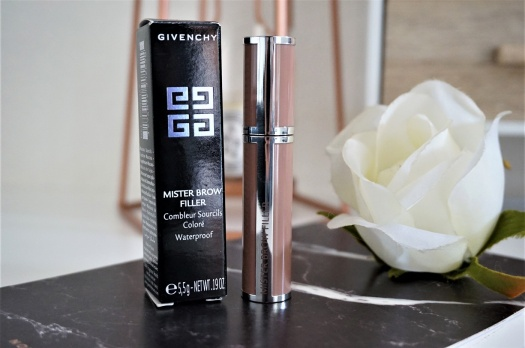 Mister Brow Filler Givenchy : Le combleur sourcils coloré