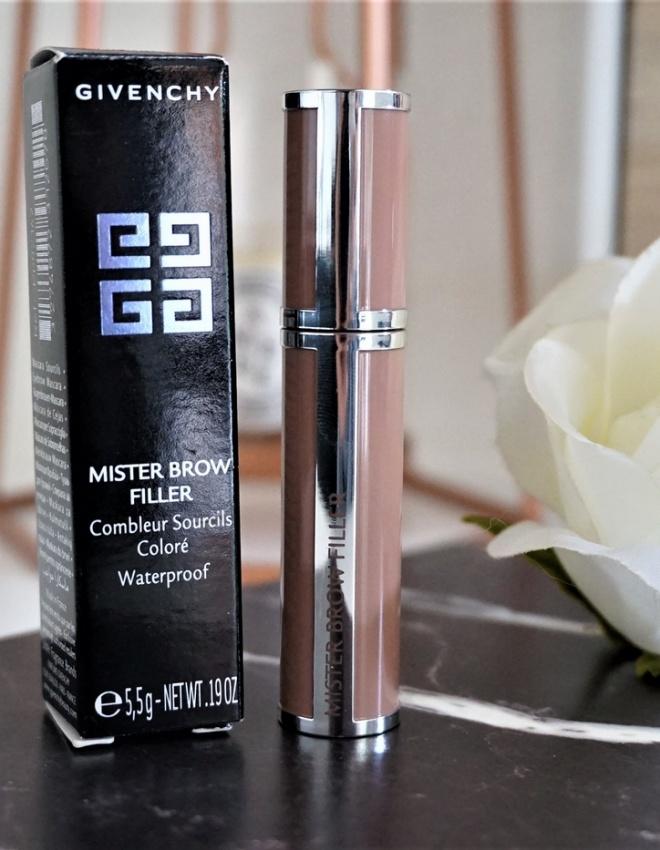 Mister Brow Filler Givenchy : Le combleur sourcils coloré
