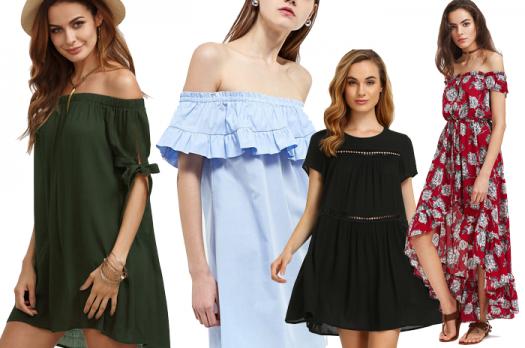 SÉLECTION SHOPPING : 50 robes pour l'été !
