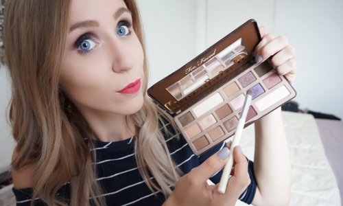 TUTORIEL MAQUILLAGE Purple Smoky