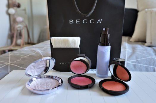 Zoom sur les produits BECCA