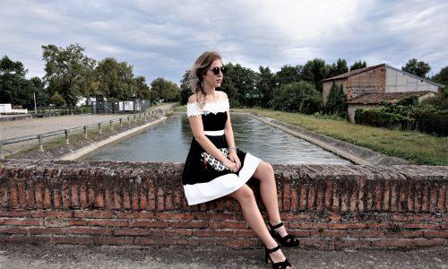 LOOK n°102 : Black & white