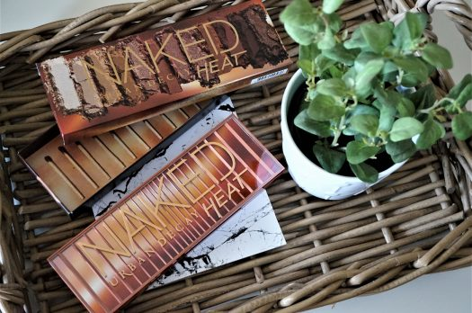 Naked Heat Urban Decay : La palette qui met le feu !