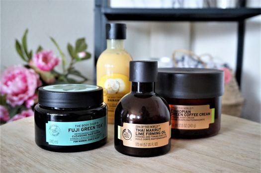 Rituel raffermissant & produits capillaires The Body Shop