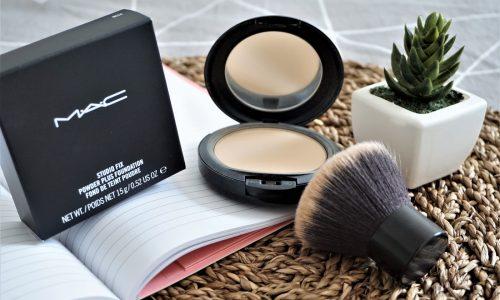 Fond de teint poudre Studio Fix MAC Cosmetics
